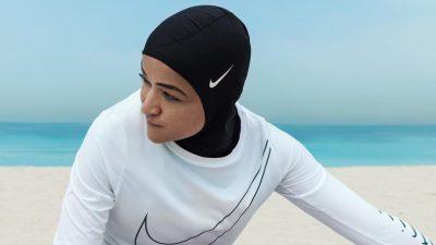 nike pro hijab Manal Rotsam