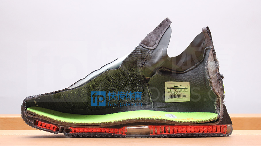 low priced 8179f d2724 The Nike Zoom KD 9 Elite Deconstructed - WearTesters