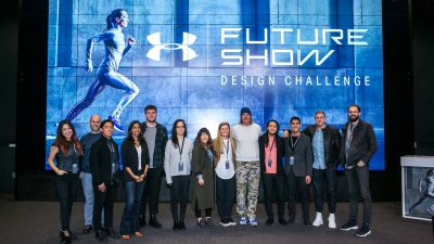 under armour Design Future Show winners 2