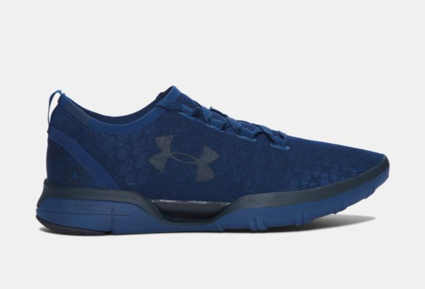 UNDER ARMOUR CHARGED COOLSWITCH RUN BLUE - UNDER ARMOUR MEN'S RUNNING SHOES