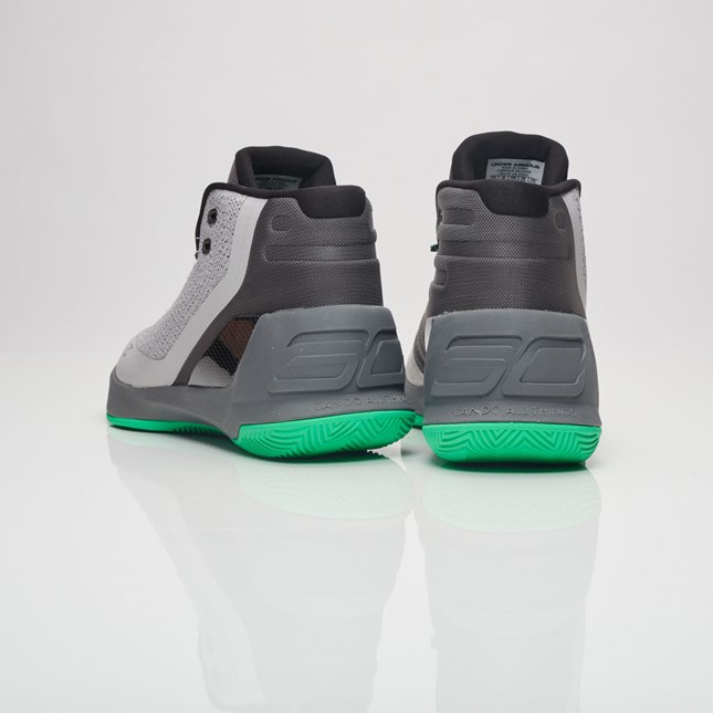 under armour curry 3 grey-green 0