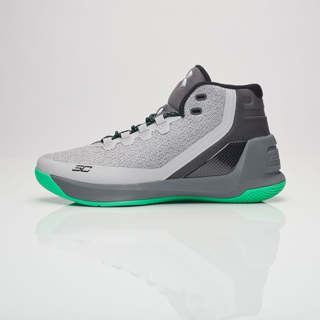 under armour curry 3 grey-green 2