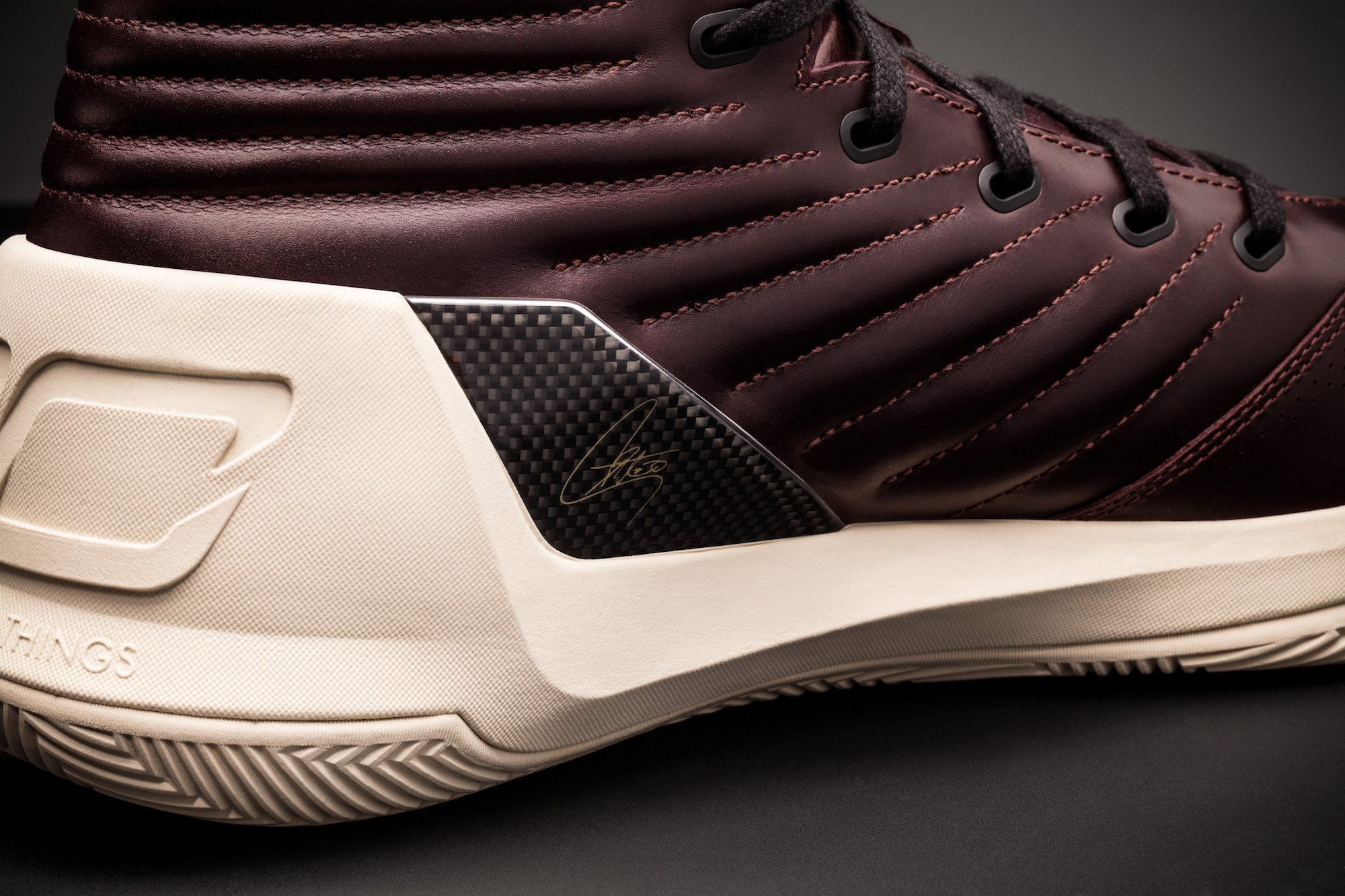 under armour curry lux ox blood 0