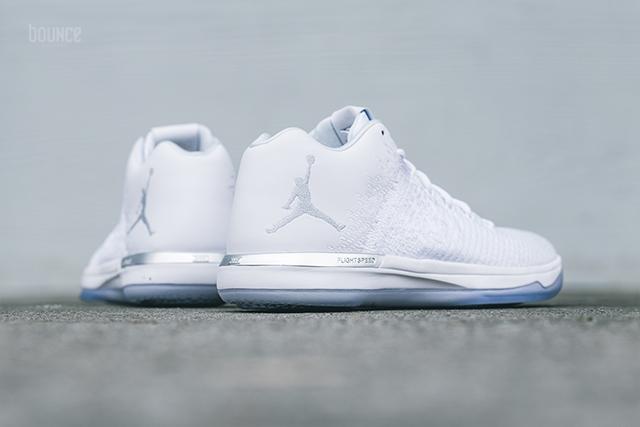 sports shoes b29d5 e6bc6 The Air Jordan XXXI Low 'Pure Money' Beauty Shots - WearTesters