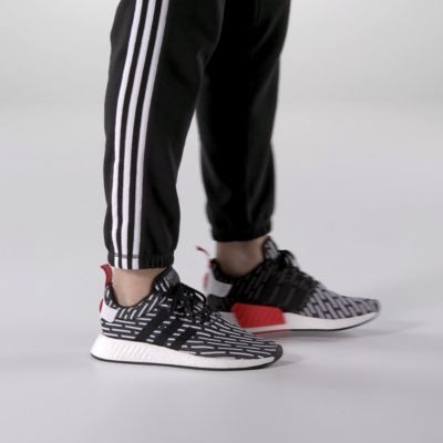 Black Boys EQT Lifestyle Trousers adidas UK