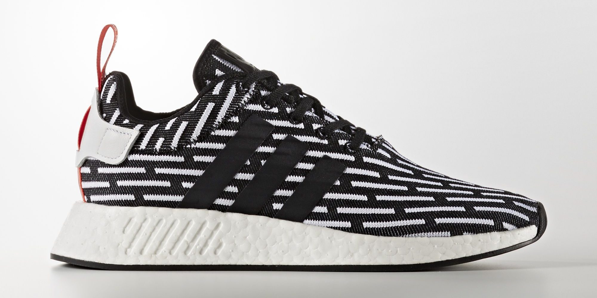 9a6c91c004595 Adidas NMD R2 Japan Core Black BY9696
