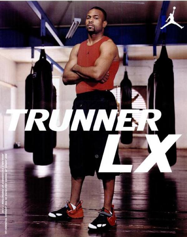 Michael Jordan Trunner Shoes