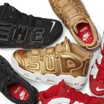 Where to Cop the Supreme x Nike Air More Uptempo 'Suptempo' Pack