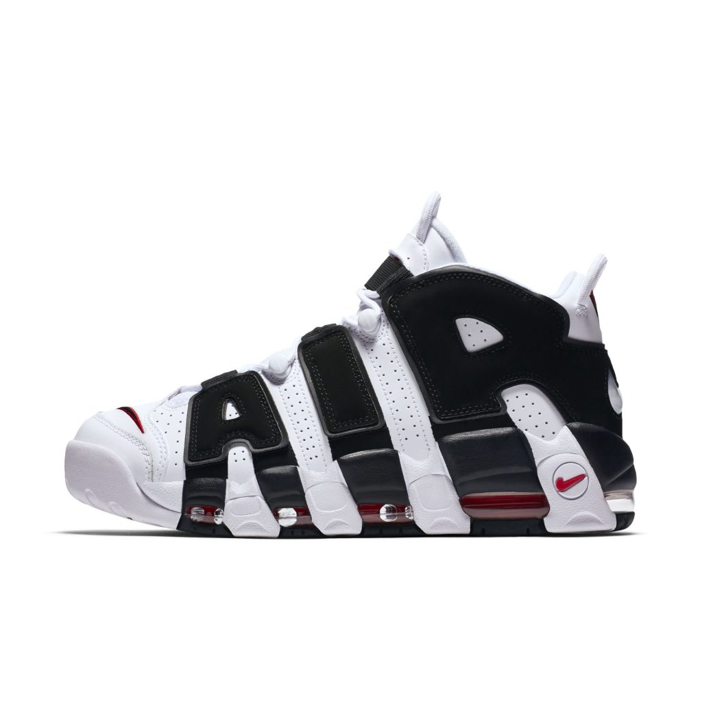 Nike Shoes Say Air On The Side
