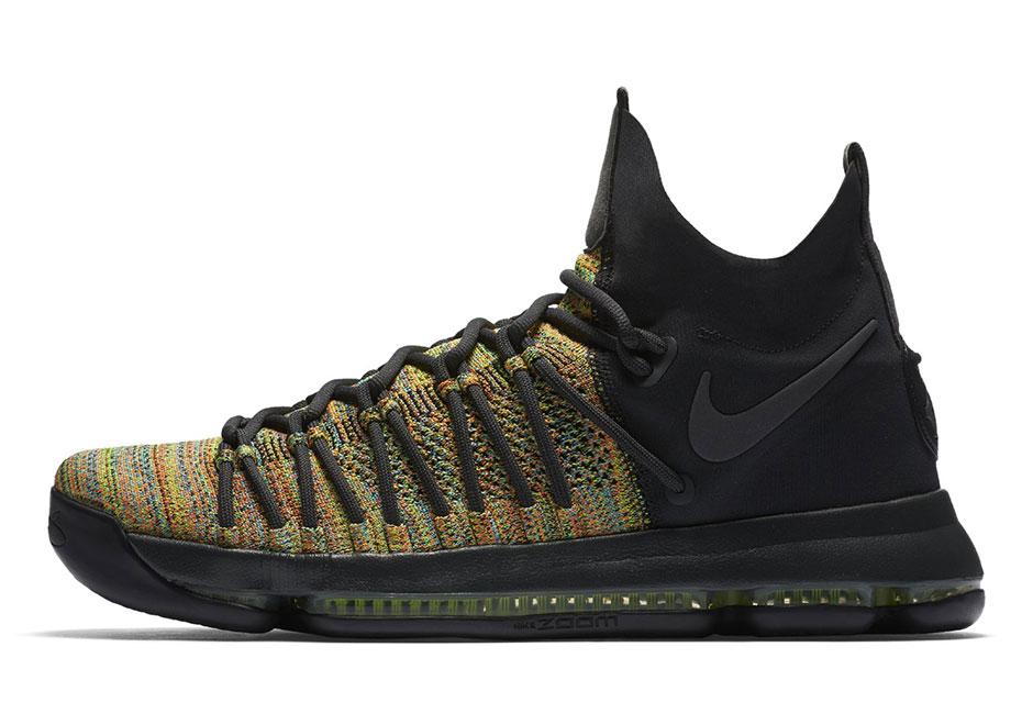 san francisco 1daf2 18cfc Nike KD 9 Elite 'Multi-Color' - WearTesters