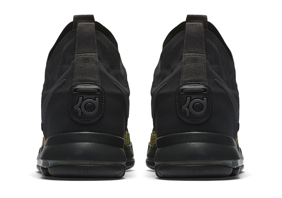 san francisco a8908 7c4ec Nike KD 9 Elite 'Multi-Color' - WearTesters