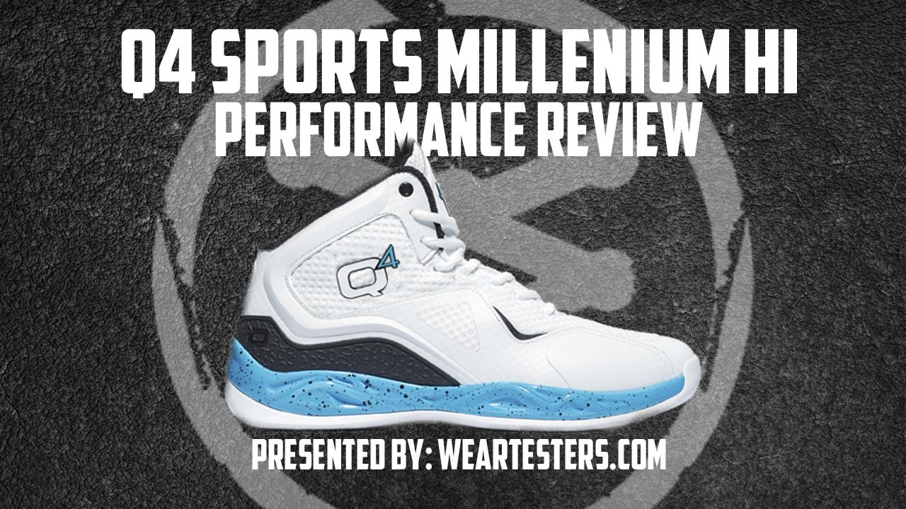 Q4 Sports Millennium Hi Performance