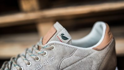 Reebok Classic Leather ECO pack environmentally preferred materials 4