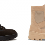 The Yeezy Season 4 Combat Boots are Available Now
