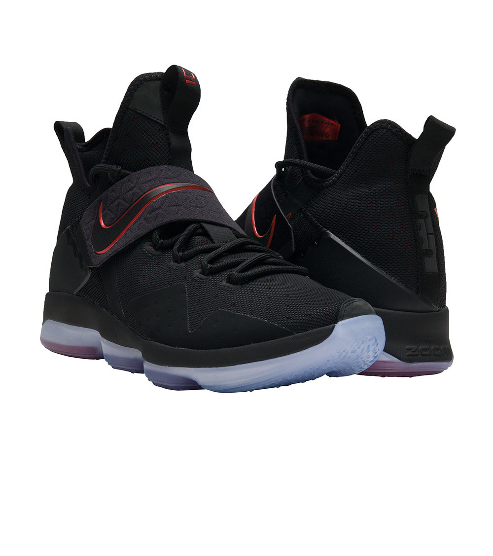 new style ed91c 97200 The Nike LeBron 14 in Bred is Available Now - WearTesters