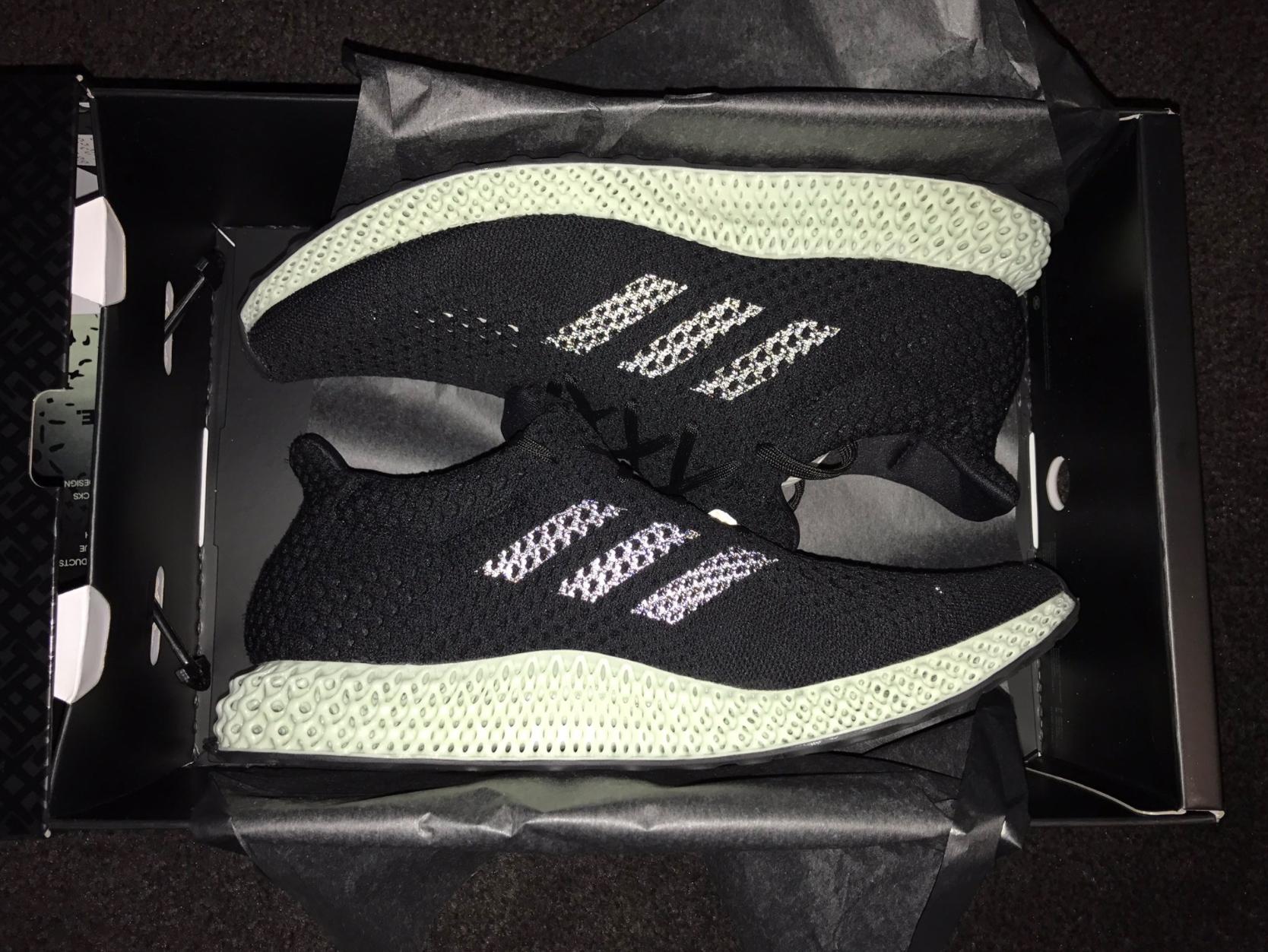 adidas 4d runner. apr7 adidas 4d runner