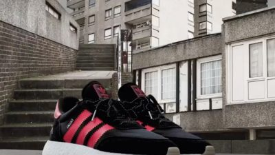 adidas iniki runner boost black red flagship exclusive 2