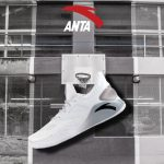 The Anta KT Light in White Has Arrived