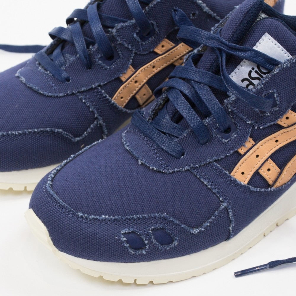 new style f7841 e1350 Asics Releases Two Denim Gel-Lyte IIIs with Veg Tan Accents ...