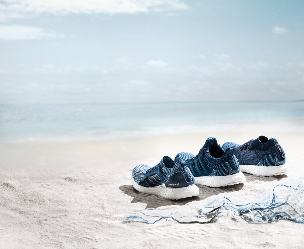 the latest a0551 19430 adidas x Parley for the Oceans UltraBoost Series Set for May ...