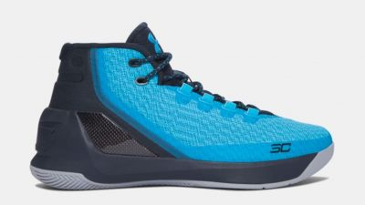 under armour curry 3 island blues 1