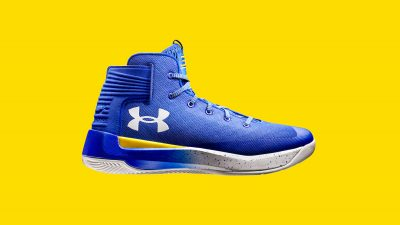 under armour curry 3ZER0 team royal 3