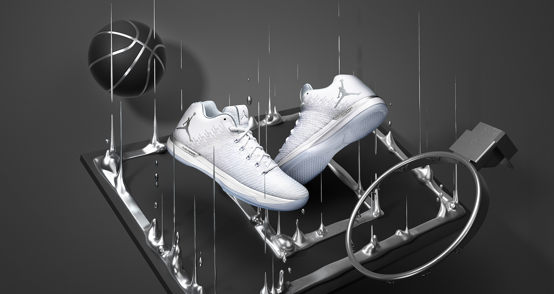 outlet store 4810a d9230 The Air Jordan XXXI Low 'Pure Money' is Available Now ...