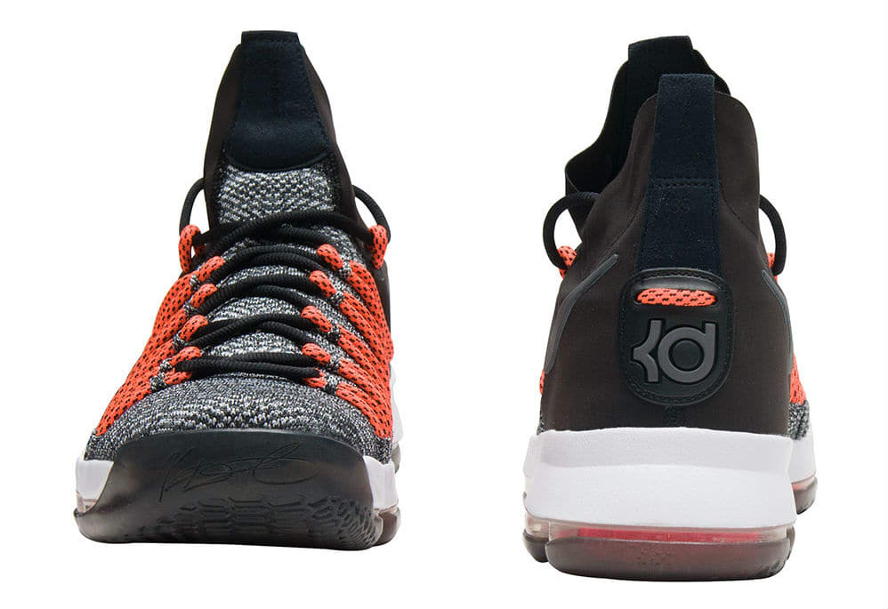 new products d2a20 06990 A Giants-Like Colorway of the Nike KD 9 Elite Surfaces ...