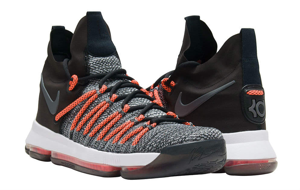 new products 14dcf dd50d A Giants-Like Colorway of the Nike KD 9 Elite Surfaces ...