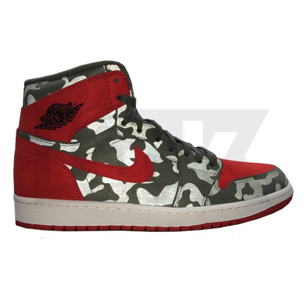 Air Jordan 1 Ombre Prm Camouflage olZzNg1gx