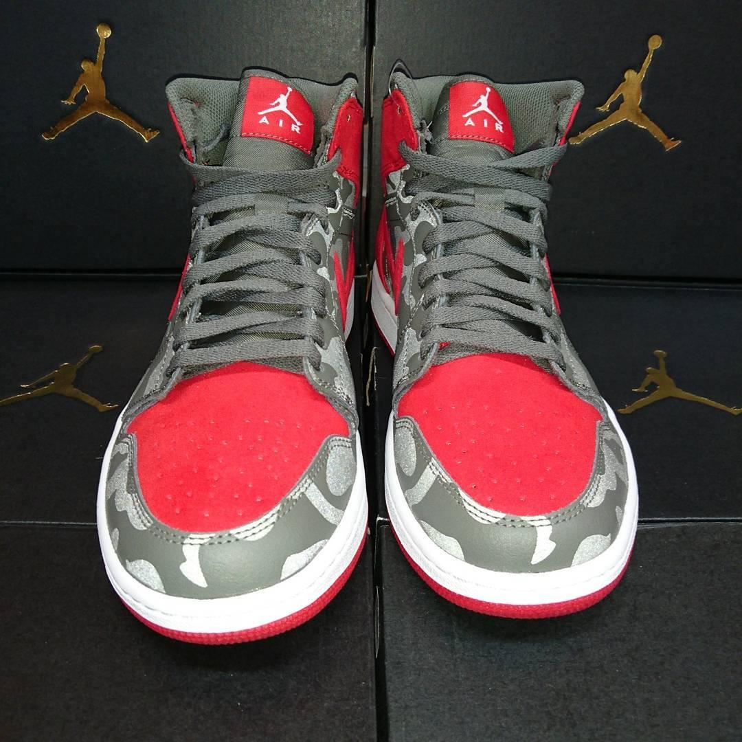 Air Jordan Camo 1 Sombra CKJsKHWh