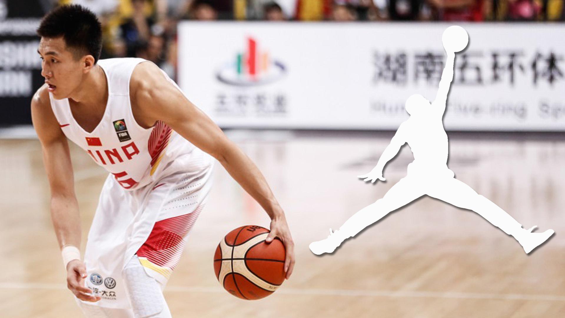 Jordan Brand Signs Guo Ailun, a Chinese
