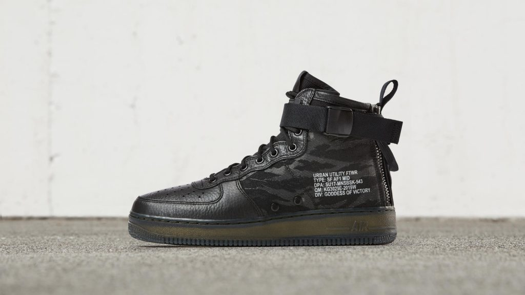 new arrival cee2d 35929 The Nike Special Field Air Force 1 Mid to Debut in June ...