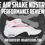 Nike Air Shake Ndestrukt Performance Review