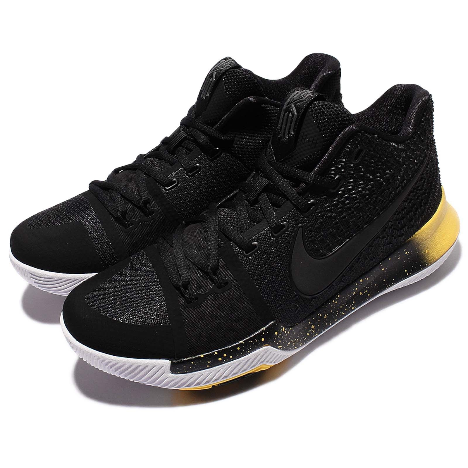wholesale dealer 71301 1ef44 The Nike Kyrie 3 Black/Yellow Available Early - WearTesters
