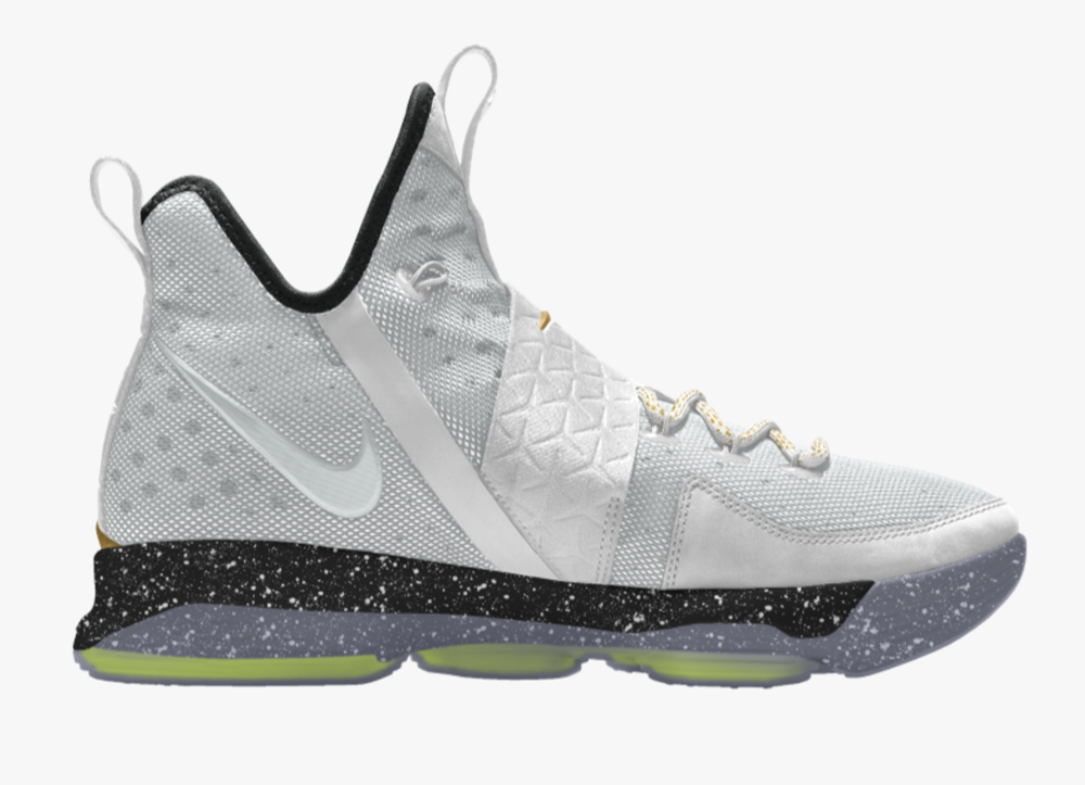 The Nike LeBron 14 is Now Available for Customization on ...