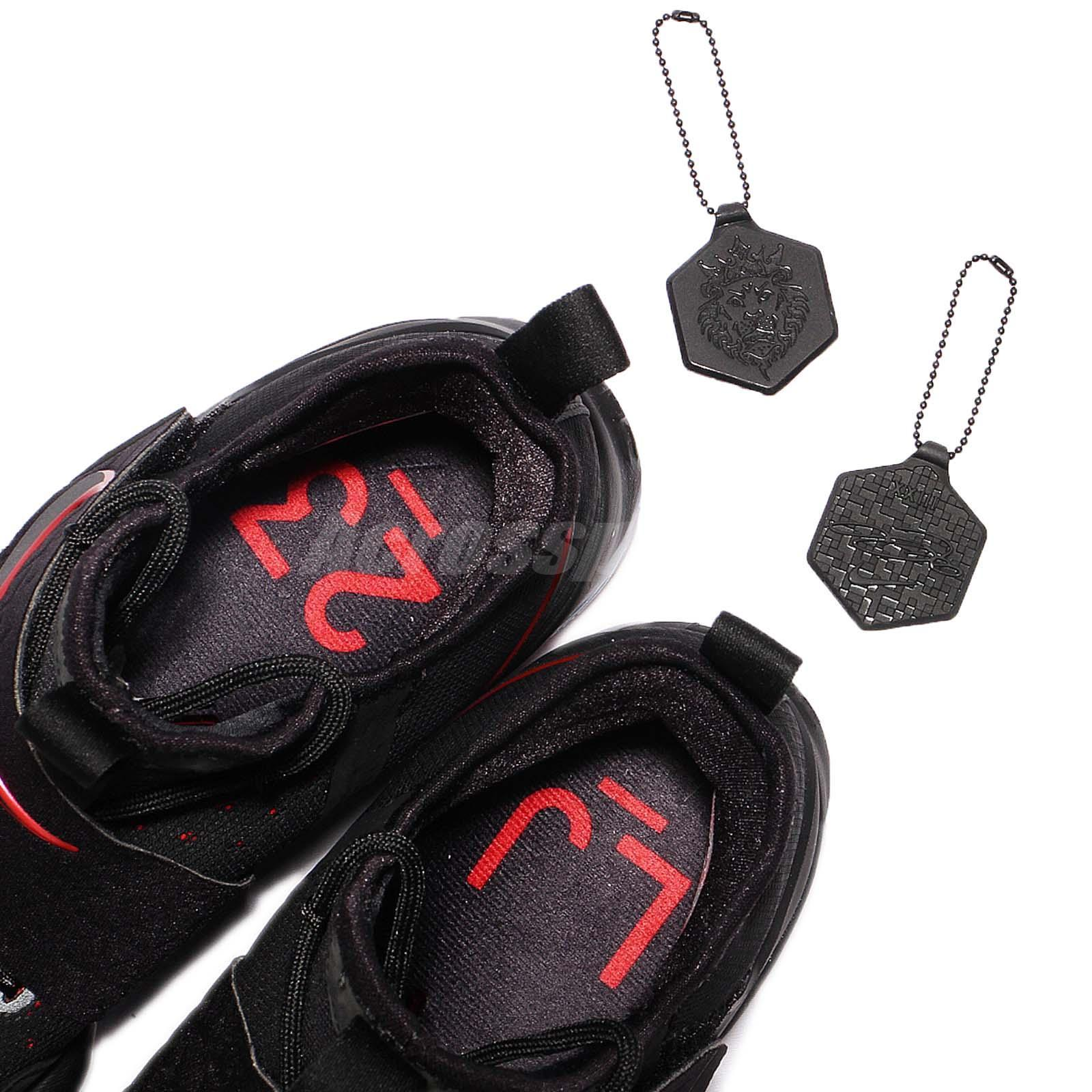 hot sale online 68fe8 c1cd9 Nike Lebron 14 Bred - Top View - WearTesters
