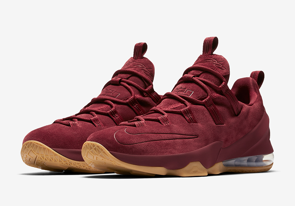 official photos b3e6b 3164e Two Pairs of the Nike LeBron 13 Low Are Dropping at the Top ...