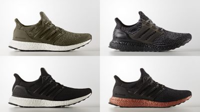 Cheap Adidas Ultra Boost 3.0 'Oreo' Kick Game Yeezy Trainers