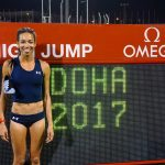 Under Armour Signs Olympic Runner Aisha Praught Leer
