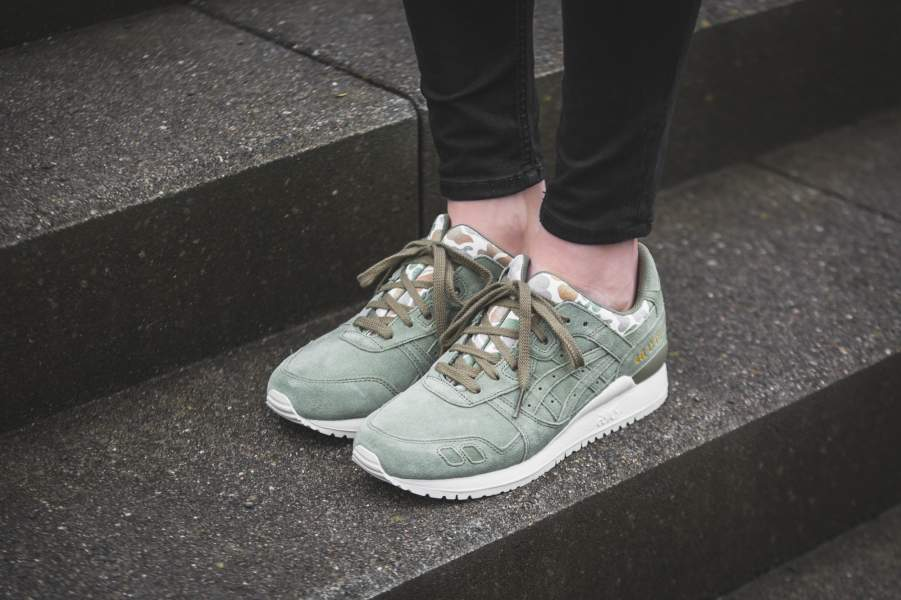Gel Lyte Asics The 'aloe' Iii Pack Camo Lands From Overseas MqSzVUp