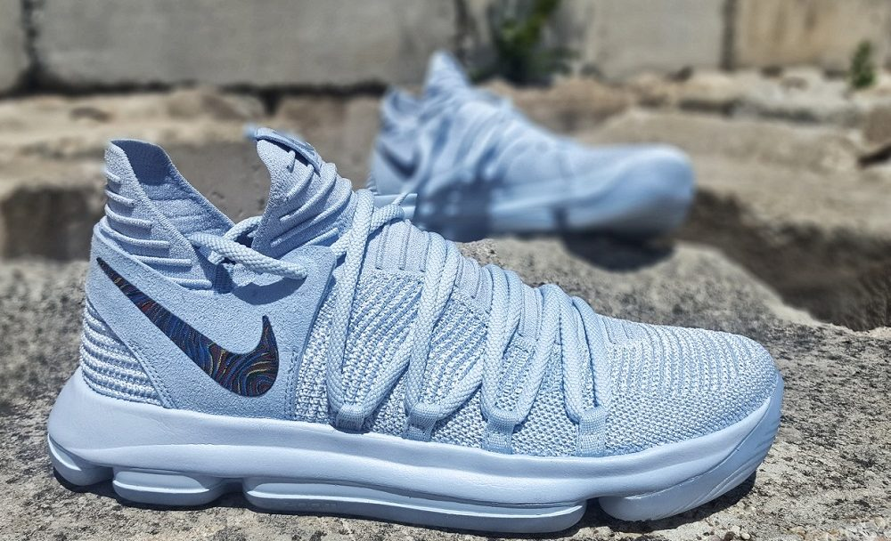 nike kd10 anniversary up close personal 1