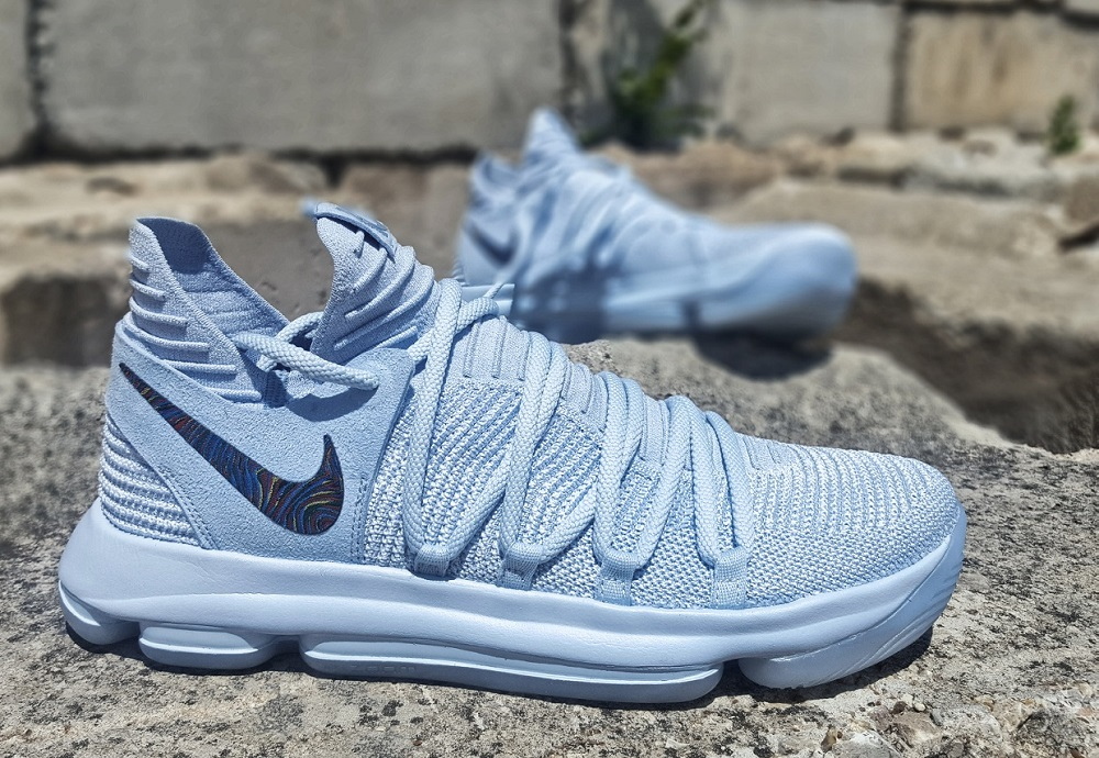 check out 1afbf db5d7 Nike KD10 'Anniversary' - Up Close and Personal - WearTesters