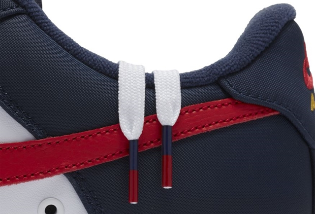 air force 1 07 lv8 red white and blue
