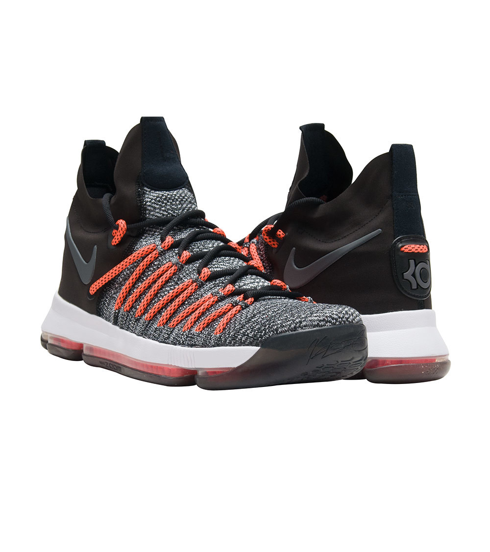 6a1e544c464c ... nike kd 9 elite blackwhitedark grey hyper orange 4 .