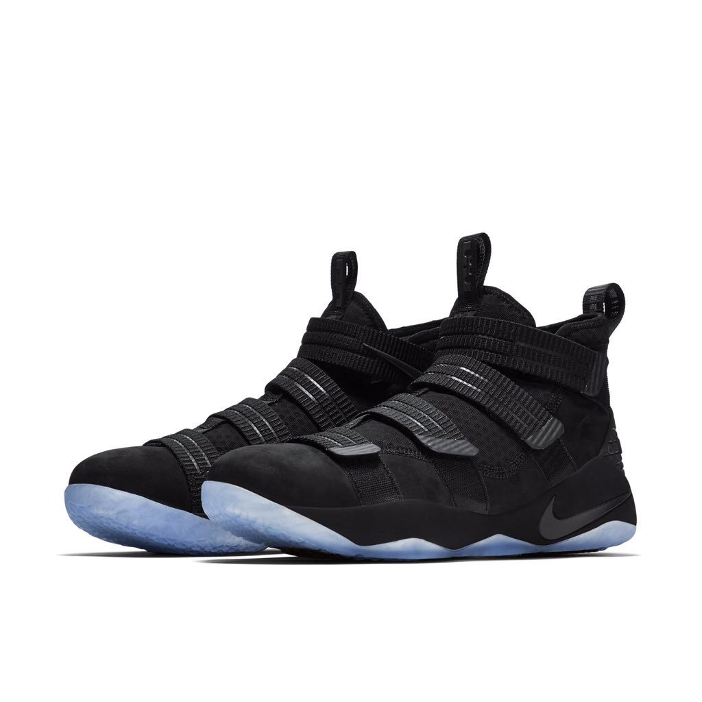 pretty nice 10bb1 4bdc3 The Nike LeBron Soldier 11 SFG Hits Retail at the End of May ...