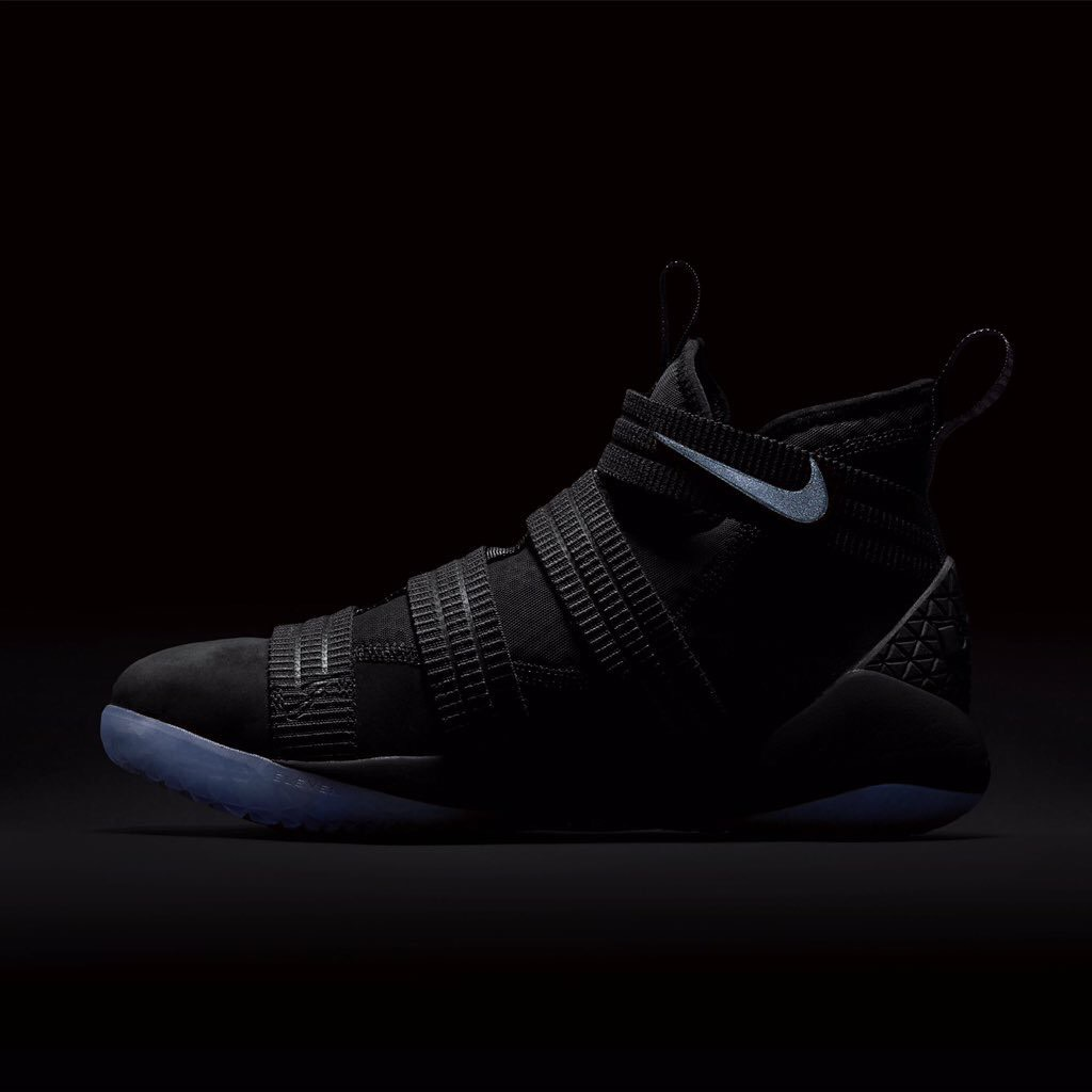 pretty nice 26169 4688a The Nike LeBron Soldier 11 SFG Hits Retail at the End of May ...