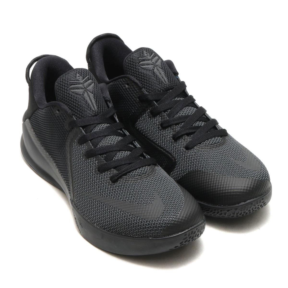 Torrente Cortar Estación de ferrocarril  The Nike Zoom Kobe Venomenon 6 Surfaces in Triple Black - WearTesters