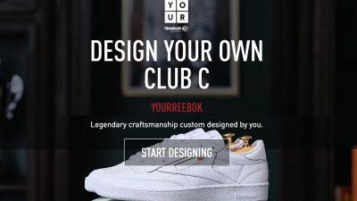 yourreebok club c 85 custom 7