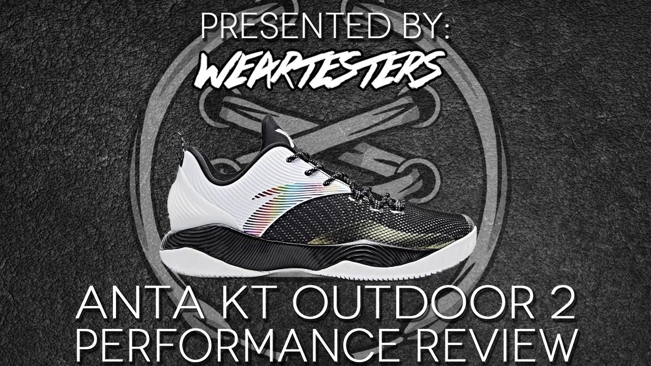 ANTA KT Outdoor 2 Low Performance
